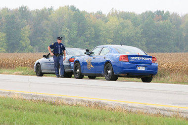 If troopers think they have to increase their stop and arrest numbers, the ACLU worries that could mean more poor, black drivers get stopped.
