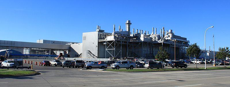 Ford's Michigan Assembly Plant in Wayne.