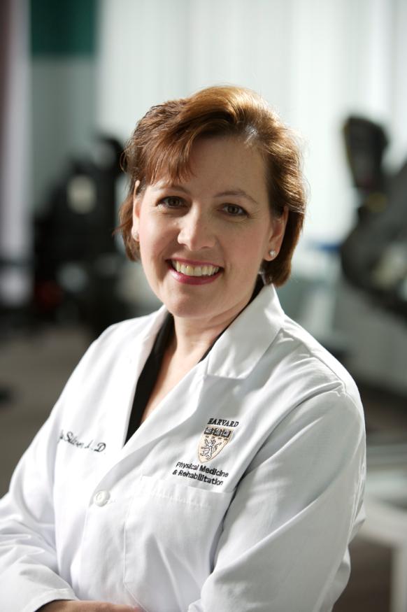 Dr. Julie Silver.