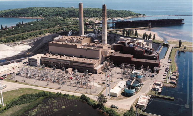 The coal-burning Presque Isle Power Plant in Marquette, Michigan is being kept afloat by ratepayers in the Upper Peninsula and Wisconsin.