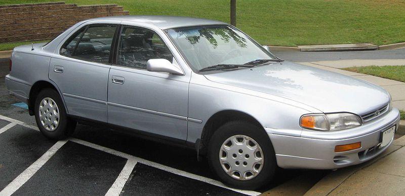 1995-1996 Toyota Camry.