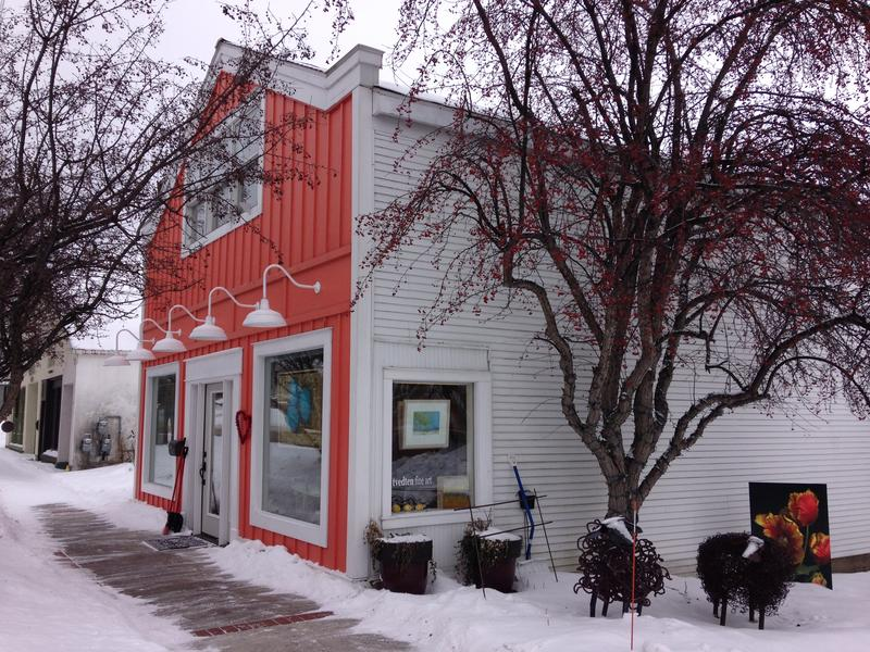 Tvedten Fine Art Gallery has been around for 20 years in Harbor Springs