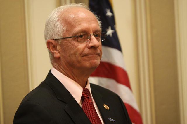 Former Congressman Kerry Bentivolio.