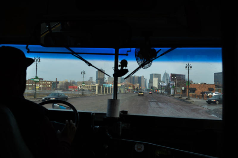 The YTA bus may stop running if the Detroit Bus Company cannot find funding.