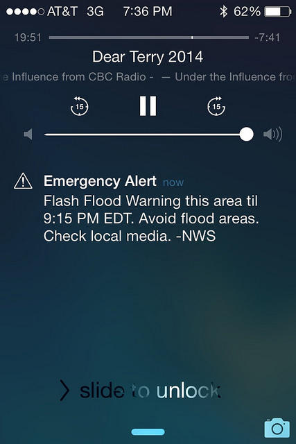 Who Makes The Decision To Send Emergency Alerts To Your