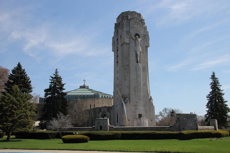 National Shrine of the Little Flower Basilica in Royal Oak