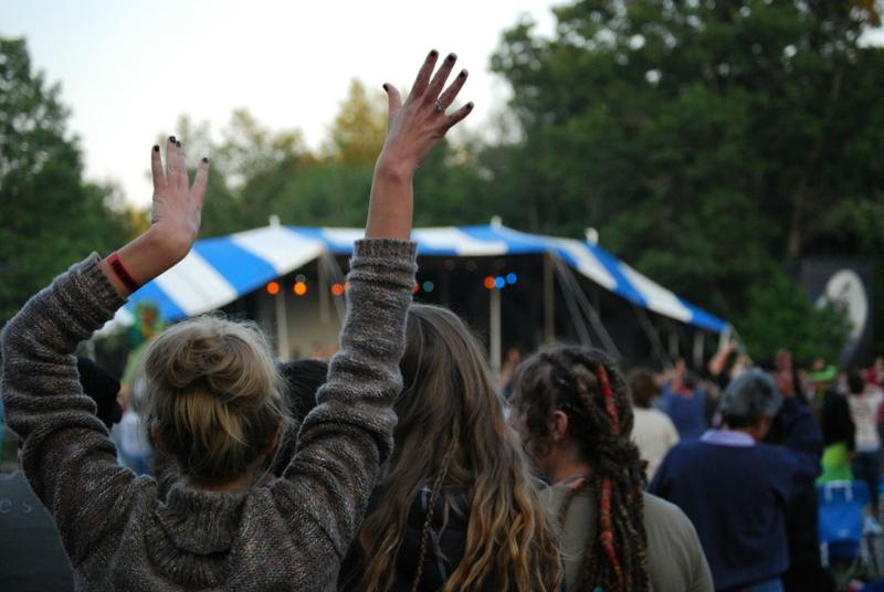 The Michigan Womyn's Music Festival