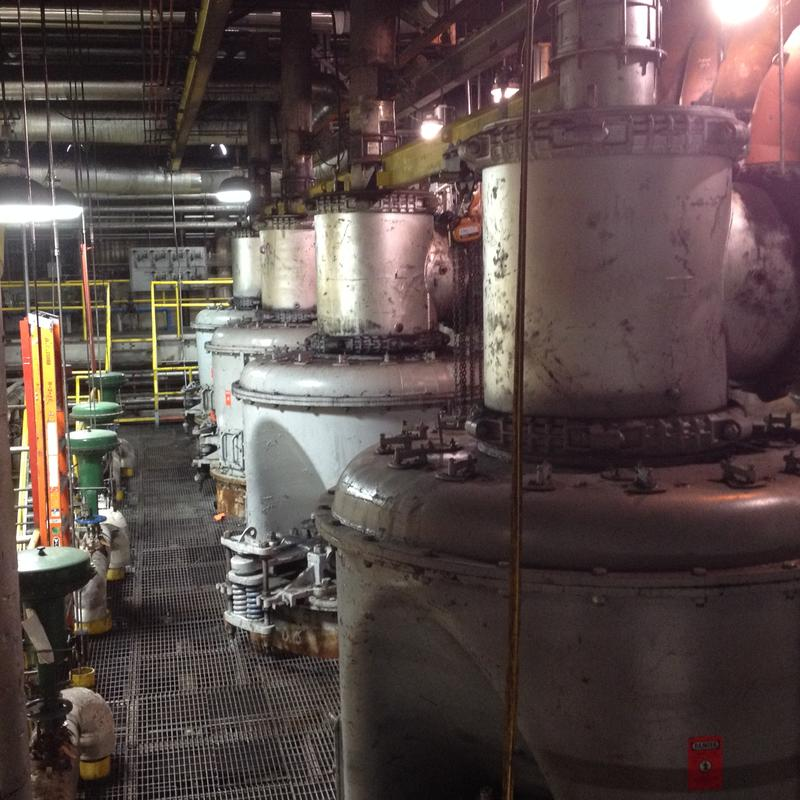 A look inside the B.C. Cobb plant.