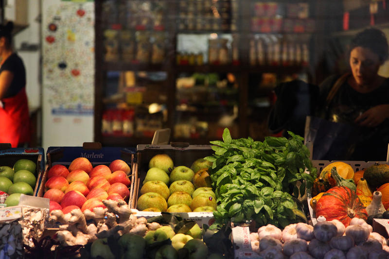 E-commerce could soon replace trips to the produce department.