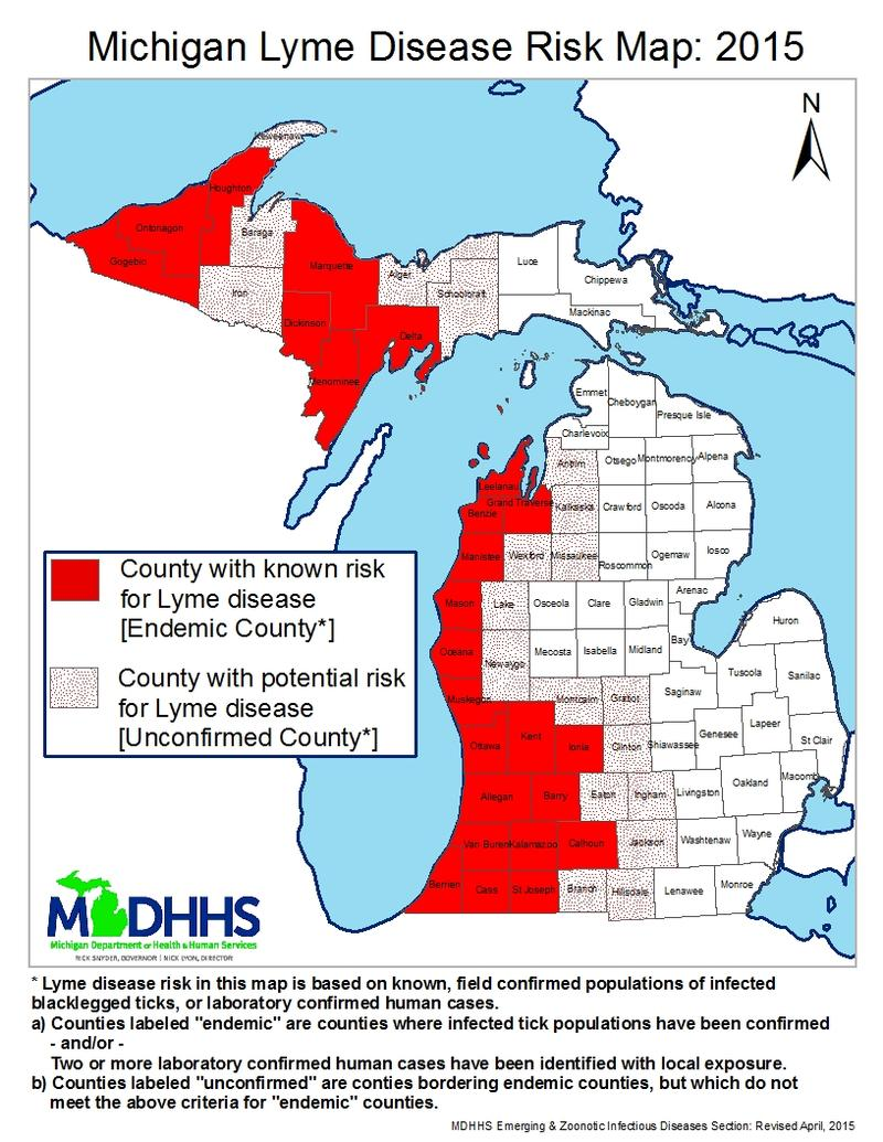 tick boom continues in michigan here u0027s what you need to know