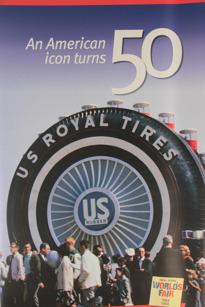 The Giant Tire celebrates 50 years.