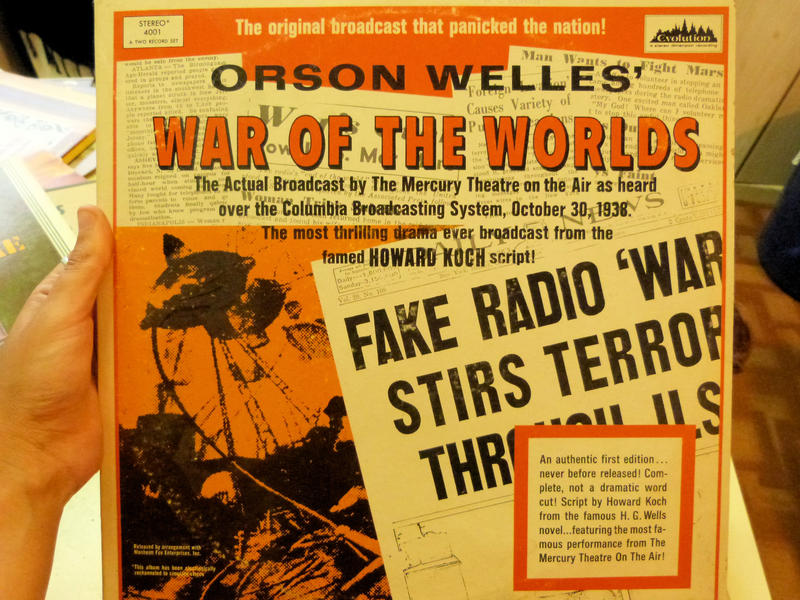 "Orson Welles' 1938 broadcast of ""War of the Worlds"" certainly caused a stir, but newspapers of the time seem to have exaggerated that point."