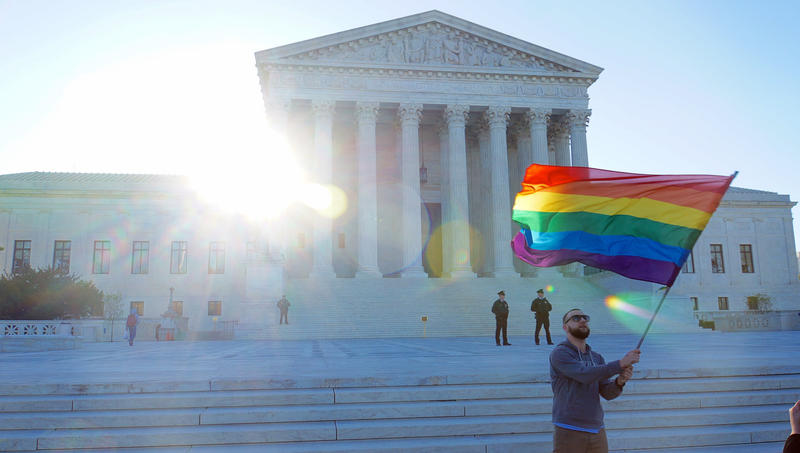 The Supreme Court is expected to hand down rulings on a number of cases regarding same-sex marriage this week.