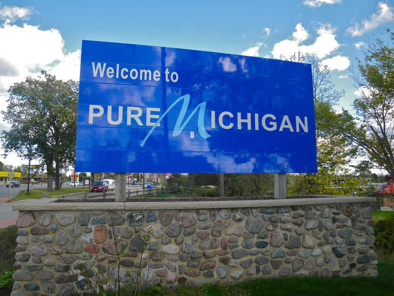 "The ""Pure Michigan"" campaign highlights beautiful and memorable places and experiences in Michigan."