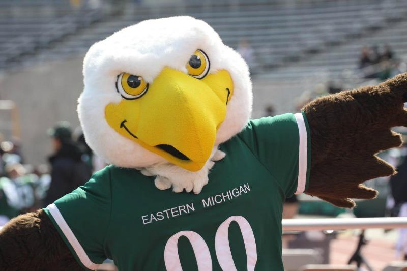 Eastern Michigan University Eagle