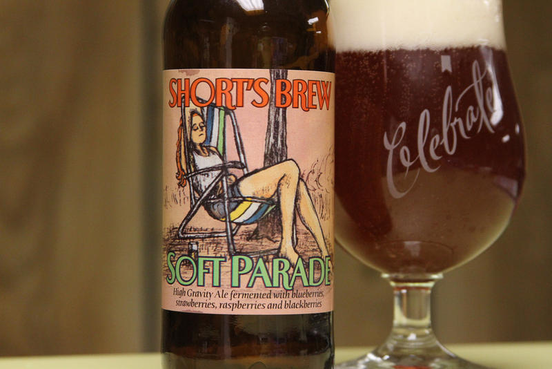 Short's Brewing Company is based in Bellaire, Michigan