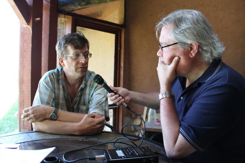 Joe Trumpey speaks with Lester Graham.