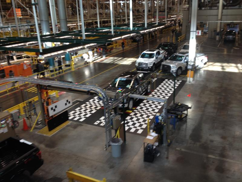 Ford motor company rides wave of north american profits for Ford motor company jobs dearborn mi