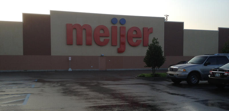 There will no longer be any plus-size clothes departments at Meijer stores.