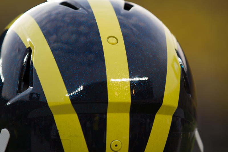 The Wolverine football program, with its famed winged helmet, has taken some lumps over the years.
