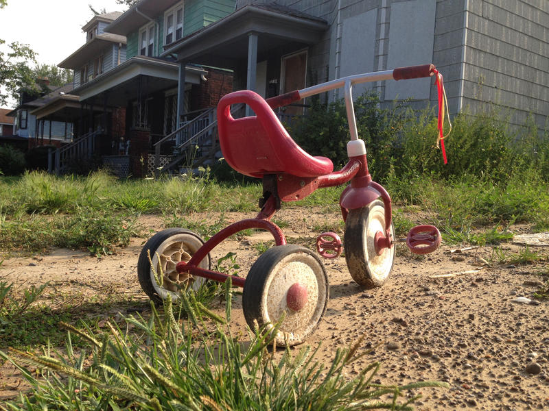 The Tricycle Collective is working to help keep families in their homes through the tax foreclosure crisis in Detroit.