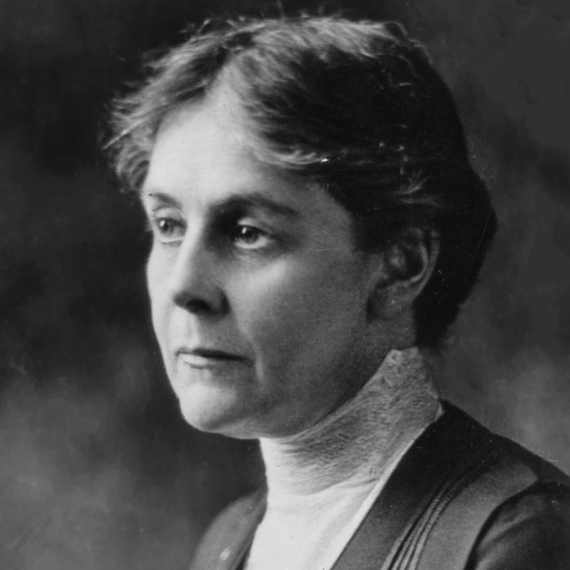 Alice Hamilton, pioneer in the field of Occupational Medicine