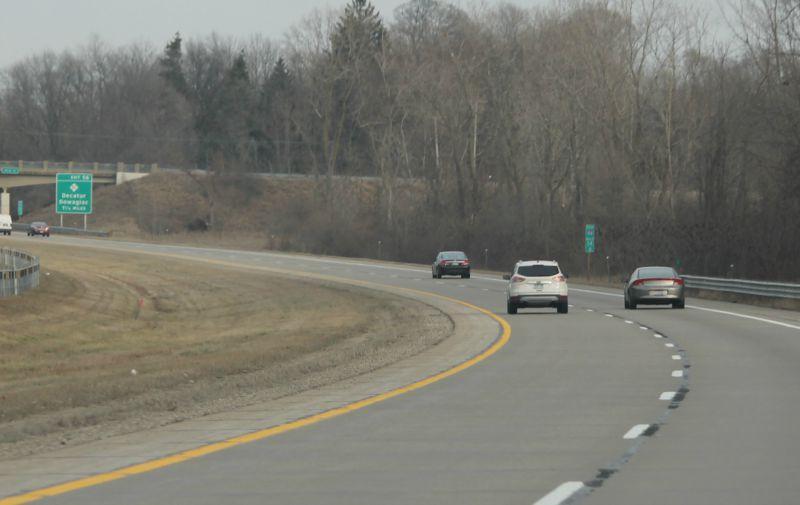 I-94 in Michigan