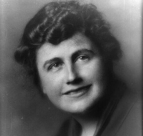 First Lady Edith Wilson acted as de facto President of the United States for over a year after her husband's stroke