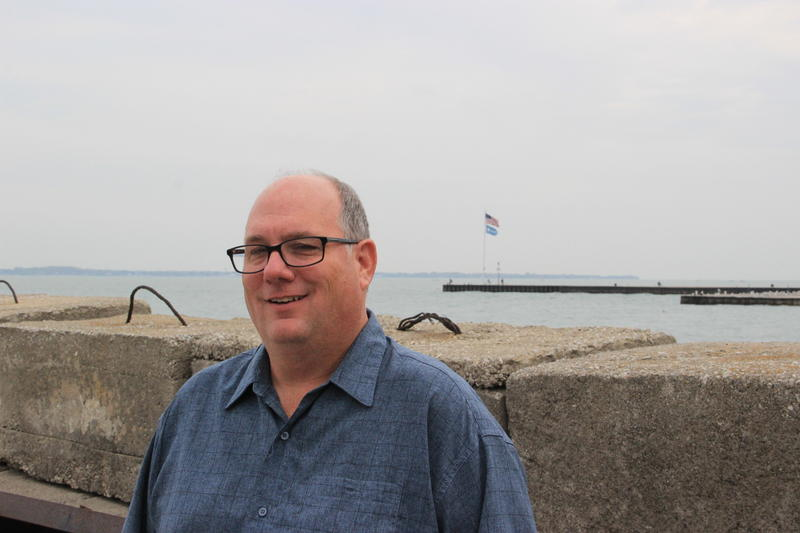 Christopher Gillcrist is the executive director of the National Museum of the Great Lakes.