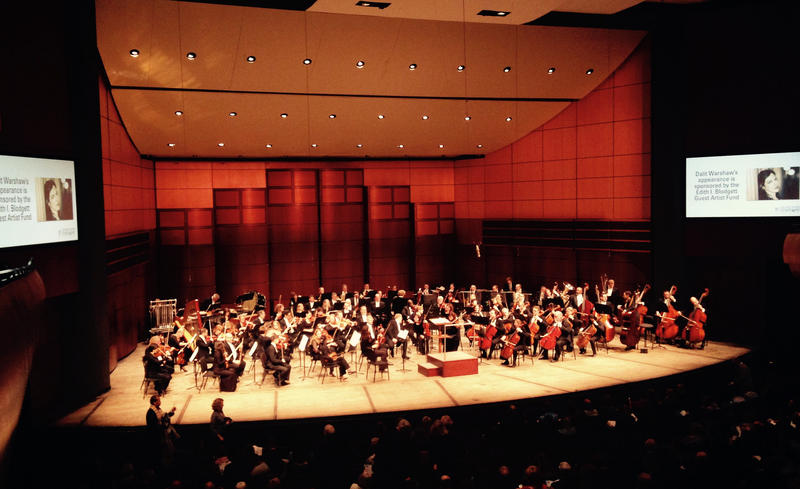 The Grand Rapids Symphony is asking musicians to make more concessions in contract talks