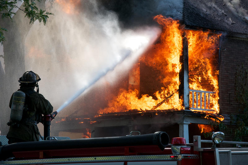 There were around 3,600 fires in Detroit this past year