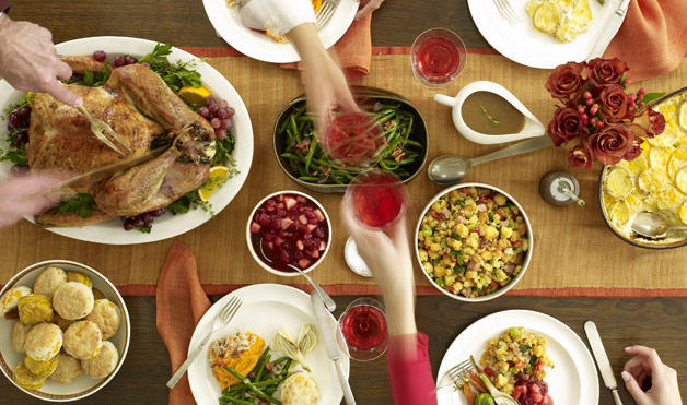 Many local MIchigan restaurants give back to their communities by providing free meals on Thanksgiving.