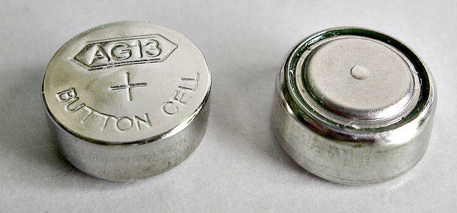 Physicians say button batteries are a potential hazard for small kids.