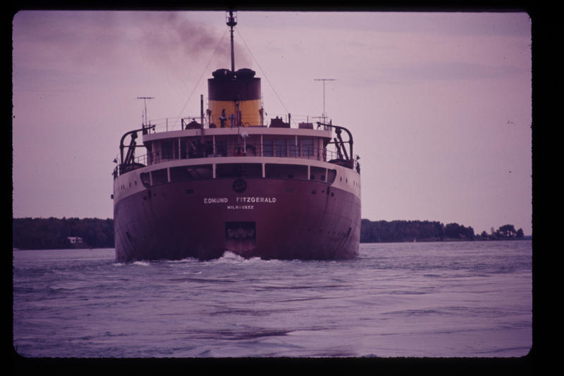 When it launched in 1958, the 729-foot SS Edmund Fitzgerald was the largest ship sailing the Great Lakes.