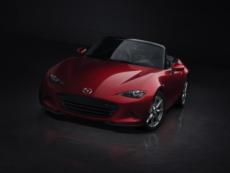 The Mazda MX-5 Miata was nominated for 2016 North American Car of the Year.