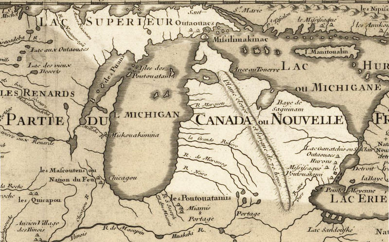When Did We Start Calling Michigan The Mitten State Michigan - Mapa de michigan