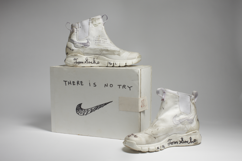 Nike x Tom Sachs NikeCraft Lunar Underboot Aeroply Experimentation Research Boot Prototype, 2008-12