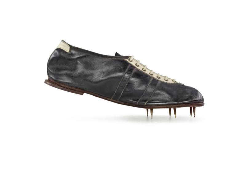 Gebrüder Dassler Schuhfabrik Modell Waitzer, 1936 adidas AG