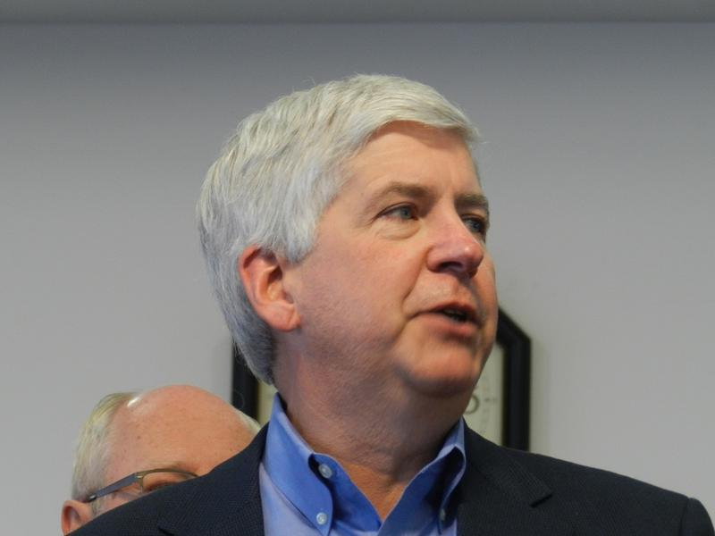 In February, Gov. Rick Snyder formed a 23-person task force to recommend solutions for local municipalities' multi-billion dollar funding shortage of health care plans and pensions of retirees.