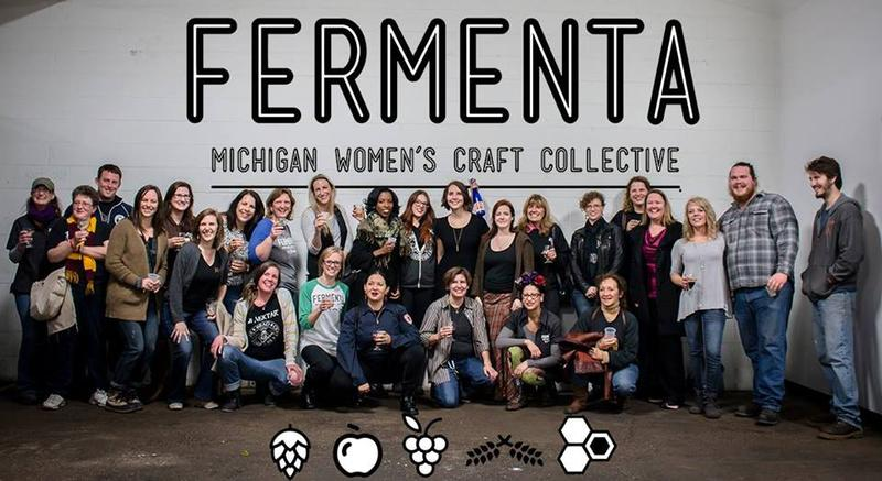Fermenta is a nonprofit group that helps women learn about and break into the brewing industry