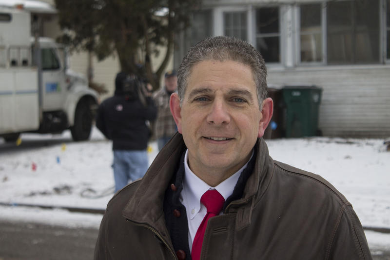 """I don't have time for regrets,"" Mayor Bernero said about his time in office, calling it a ""phenomenal run."""