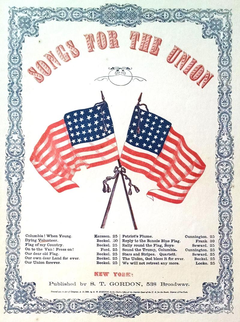 """Songs for the Union"""