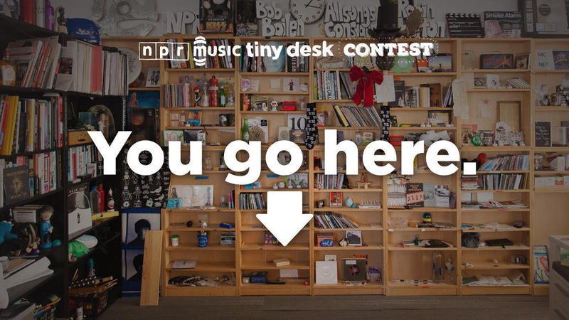 NPR Tiny Desk Contest