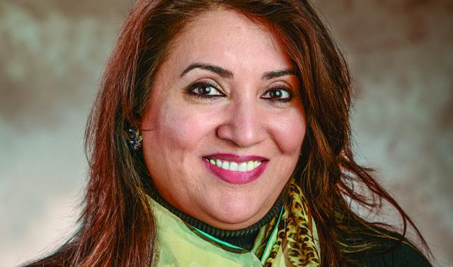 Dr. Farha Abbasi, an assistant professor of psychiatry at Michigan State University.