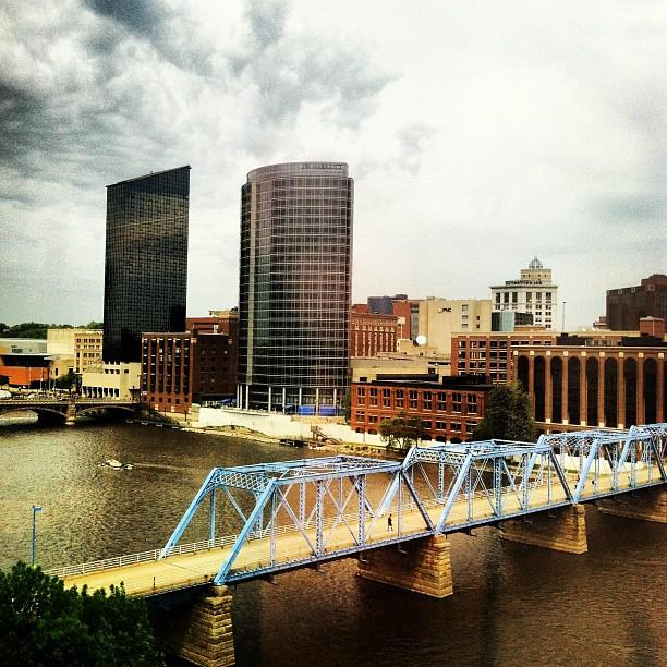 Grand Rapids was the fastest growing metro area in Michigan according to new Census data.