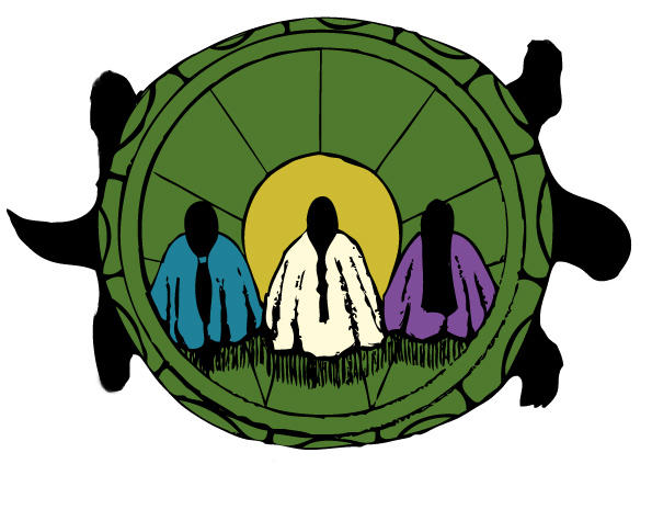 Uniting Three Fires Against Violence advocacy organization logo.