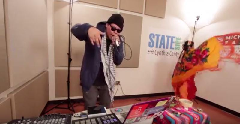 Sacramento Knoxx performs at Michigan Radio