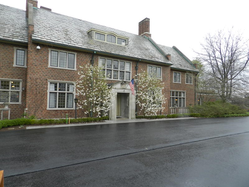 Applewood Estate was built in 1916 by C.S. Mott, one of the founding partners of General Motors.