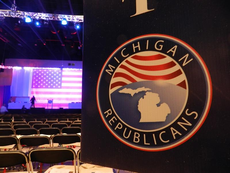 Michigan GOP Convention