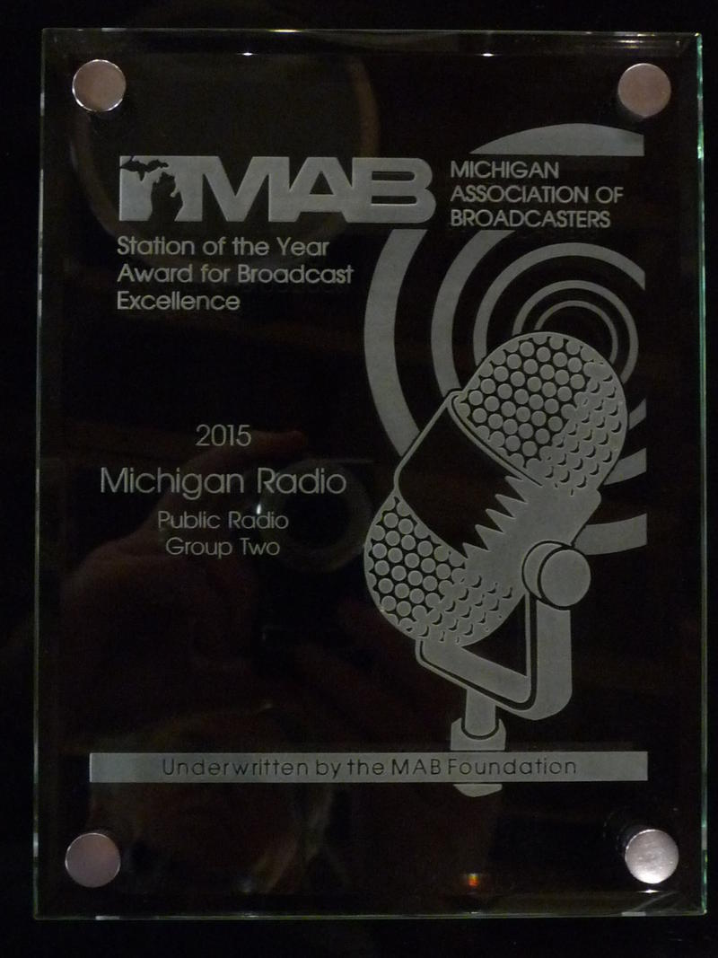 The MAB Station of the Year Award